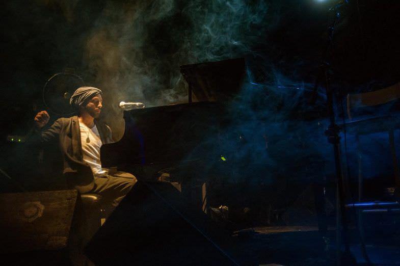 Idan Raichel en concierto