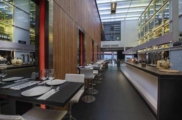 Restaurante Albora Barra