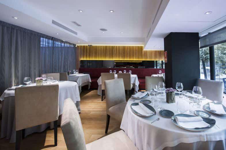 Restaurante Albora Salón