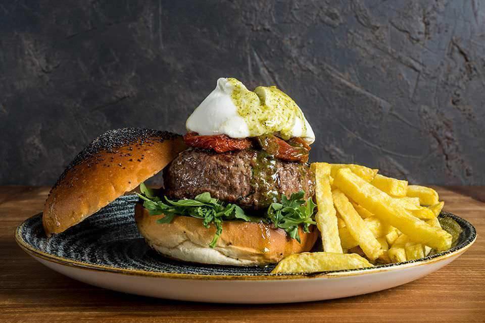 Hamburguesa recomendada Queen burger gourmet