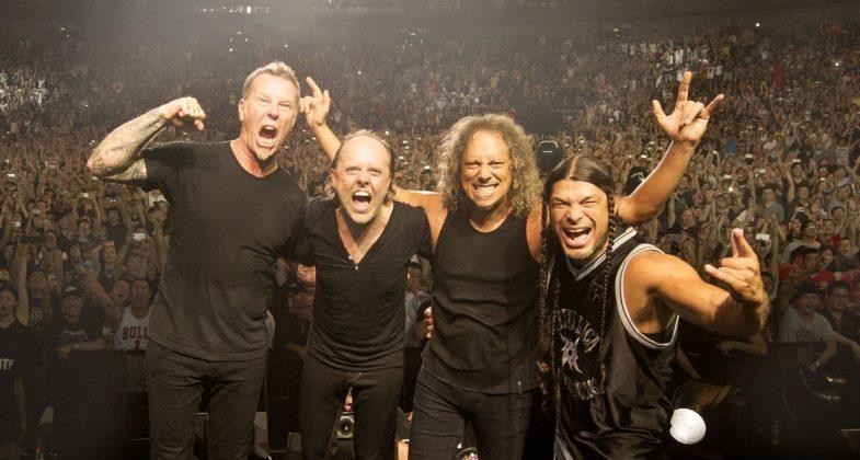 Concierto Metallica Madrid - Un buen día en Madrid