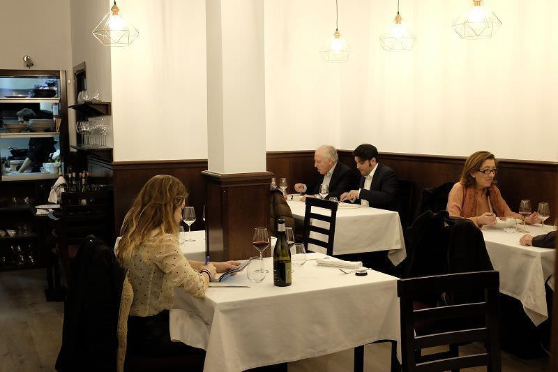 Interior Restaurante Medea