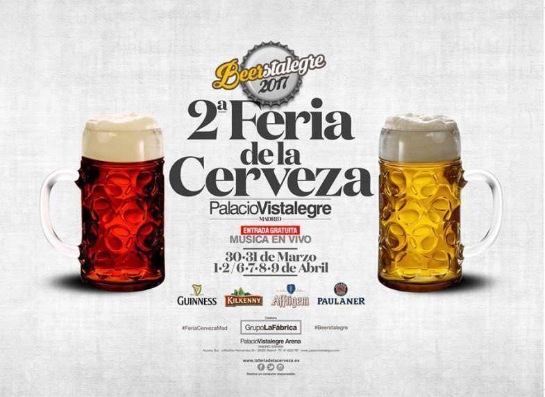 Feria de la cerveza vistalegre