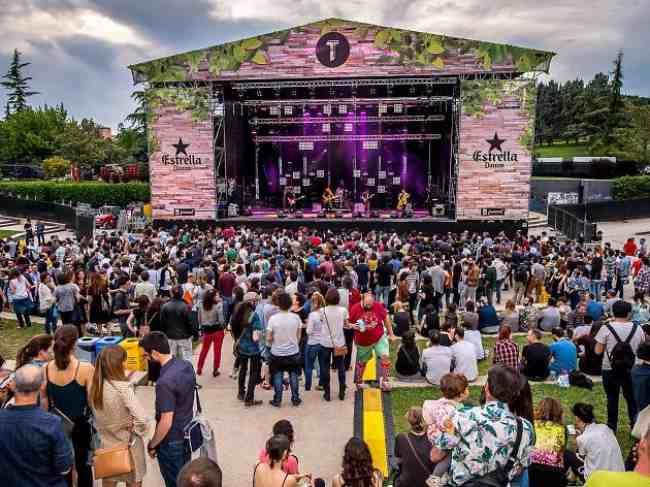 Festival Tomavistas durante su edición de 2016