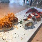 Art & Sushi - Un buen día en Madrid