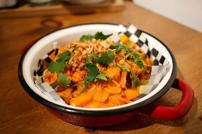 Kimchi fried