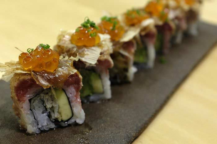 Toro no Tartar Roll