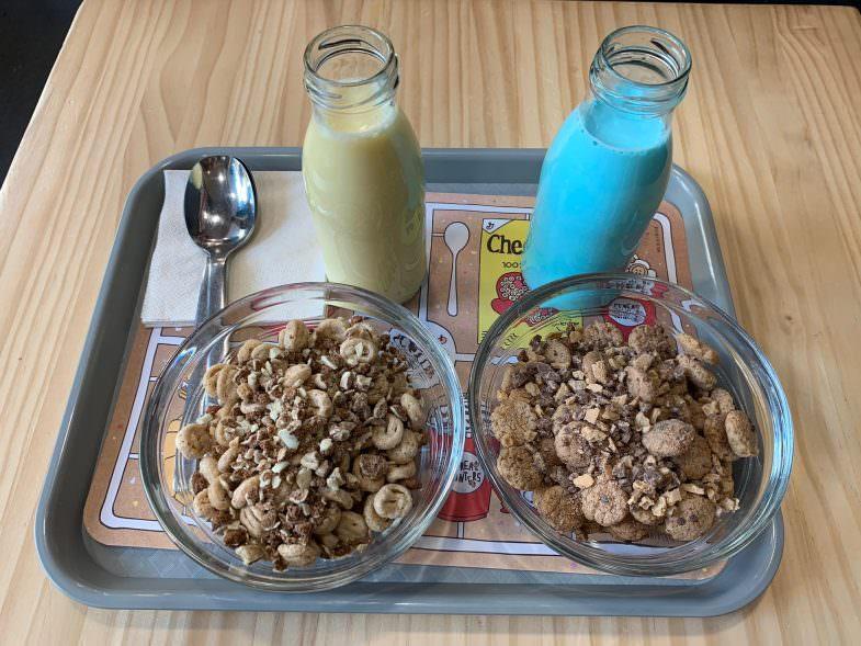 Desayuno Cereal Hunters