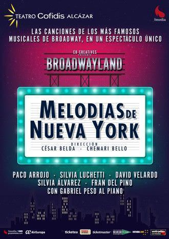 Melodias de Nueva York - Un buen día en Madrid