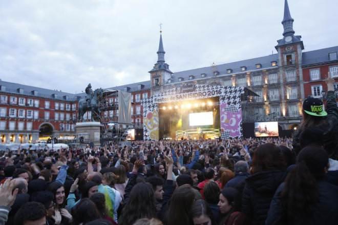 San Isidro - Un buen día en Madrid