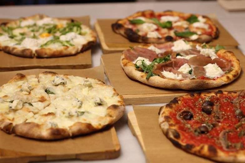 Forte Pizza Bar - Un buen día en Madrid