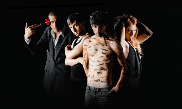El cabaret de los hombres perdidos - Un buen día en Madrid