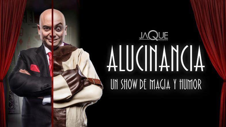 El Mago Jaque y su Alucinancia - Un buen día en Madrid