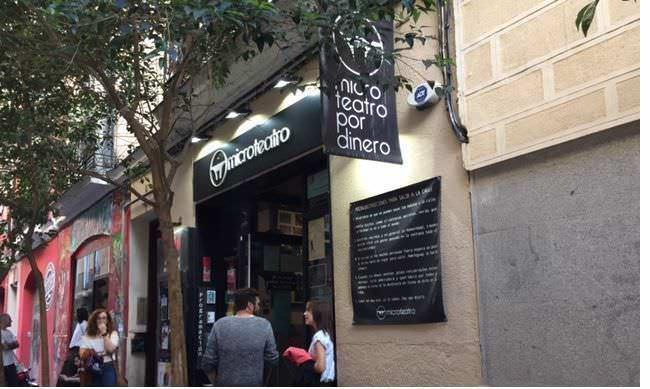 Por primera vez - Un buen día en Madrid