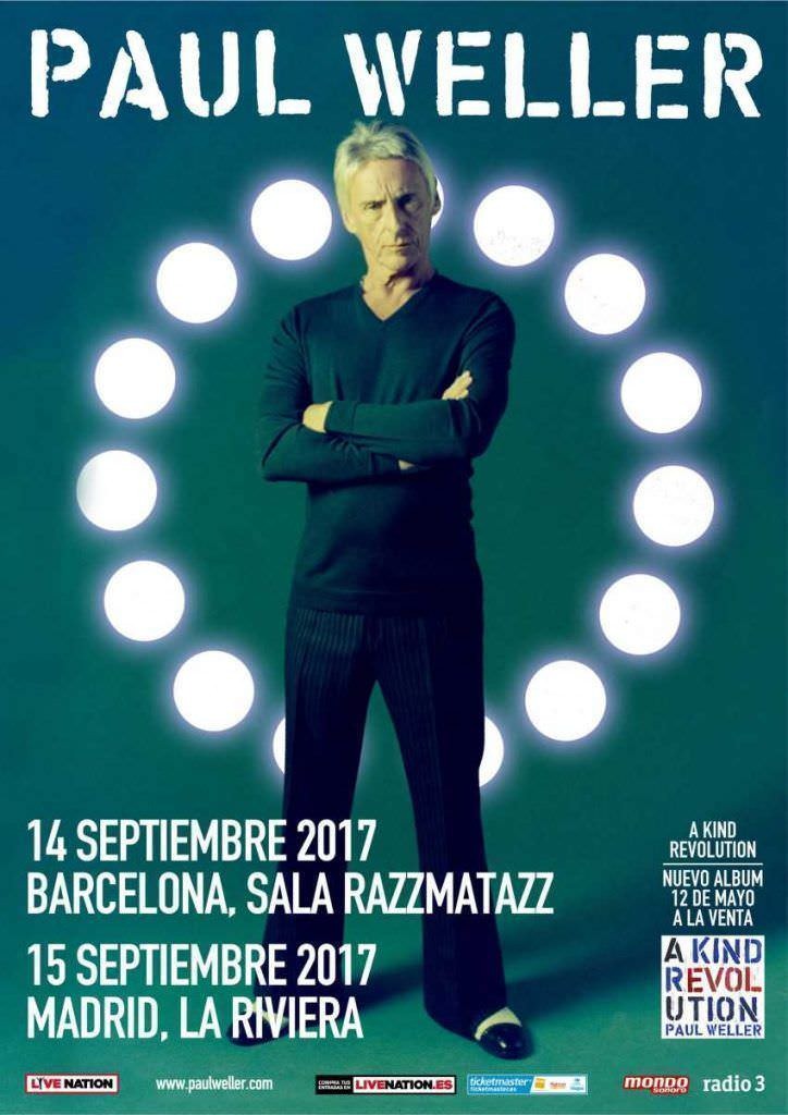 Paul Weller en Madrid