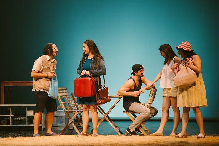 Vientos de Levante en el Teatro Galileo de Madrid