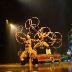 Cirque du soleil presenta TOTEM - Un buen día en Madrid