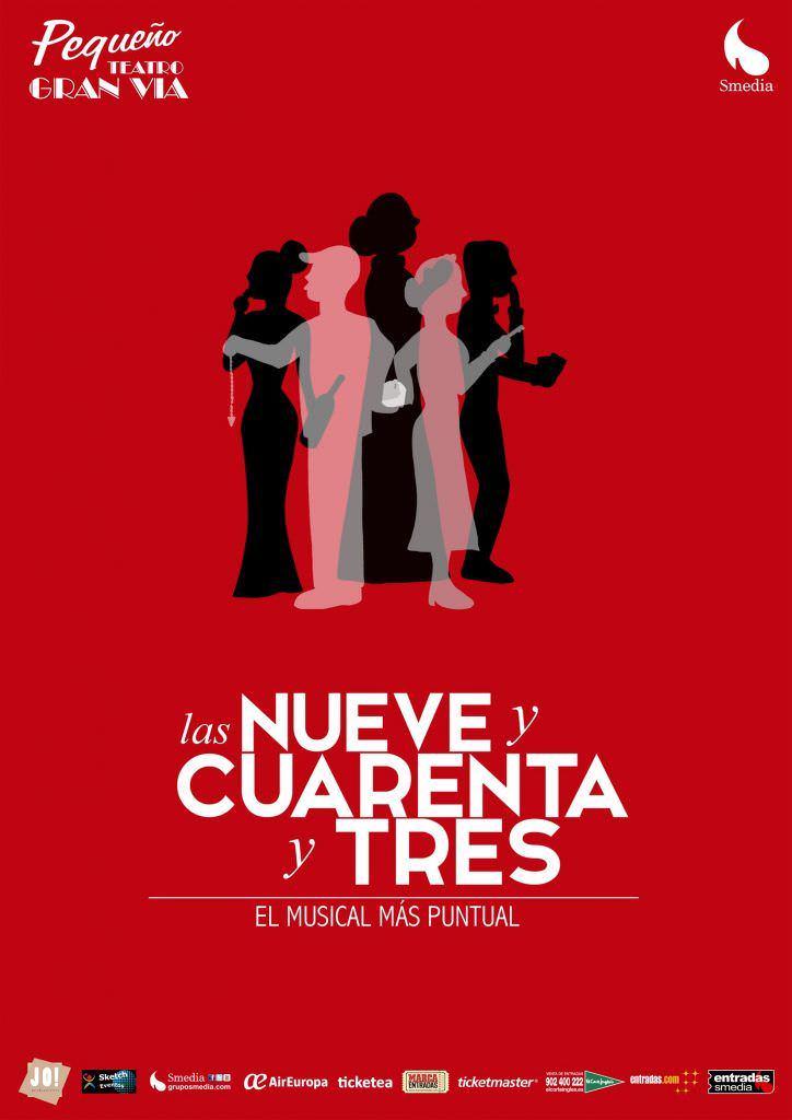 Las Nueve y Cuarenta y Tres - Un buen día en Madrid