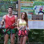 Aventura Amazonia - Un buen día en Madrid