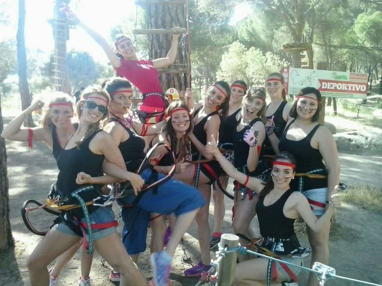 Planes en grupo que hacer en Madrid - Un buen día en Madrid