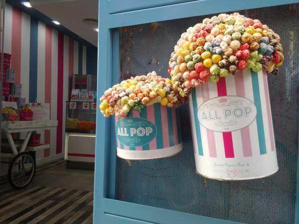 Palomitas de All Pop