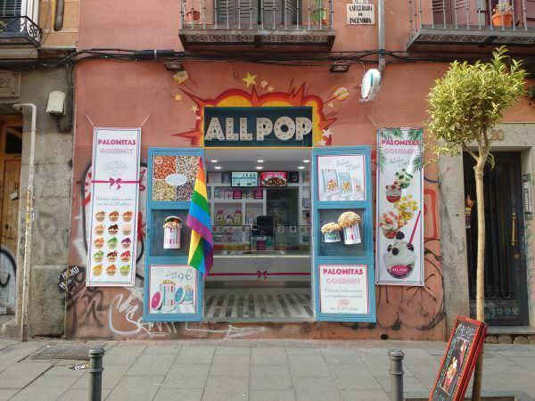 All Pop, en Calle Espíritu Santo, 20