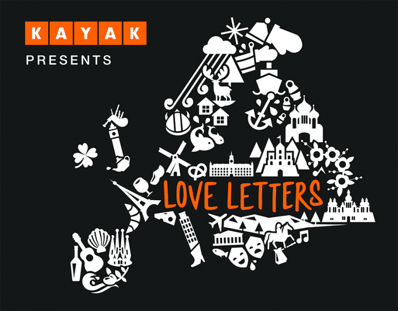 Love Letters Kayak