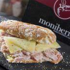 Moniberic presenta sus nuevos bocadillos gourmet - Un buen día en Madrid