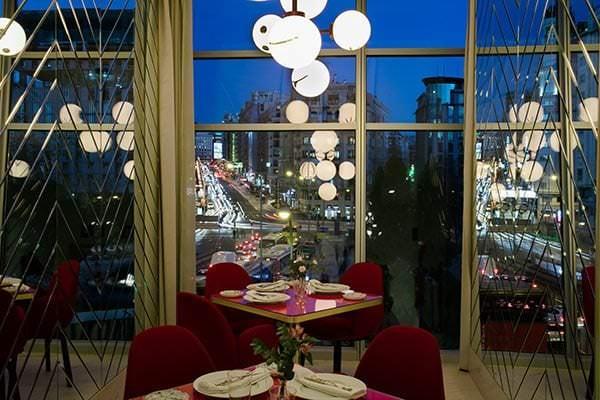 Restaurante Somos - Un buen día en Madrid