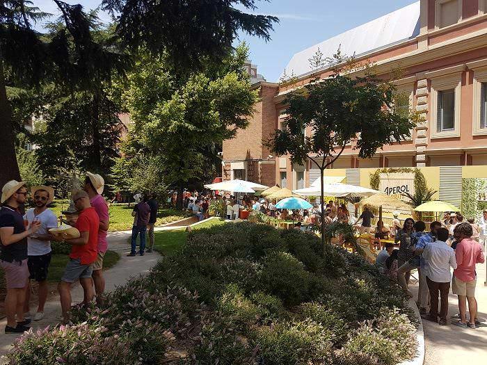 Terrazas de la Fiesta Aperol Spritz