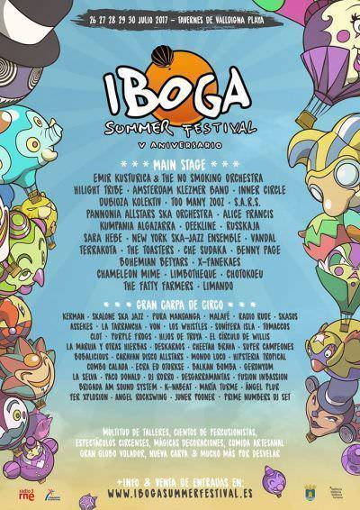 Cartel Iboga Summer Fest 2017