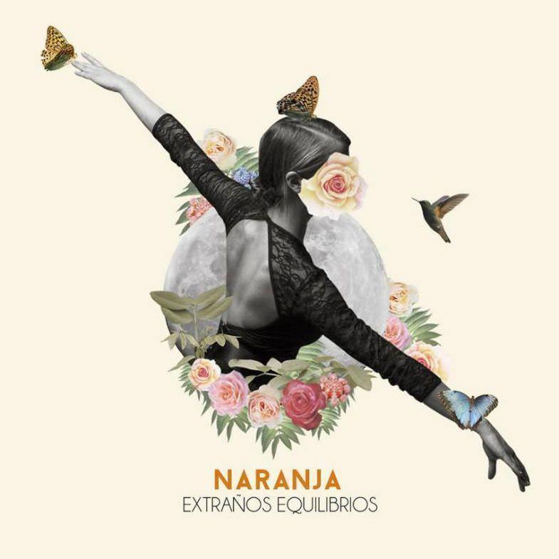 ¨Extraños Equilibrios¨es el primer disco de Naranja