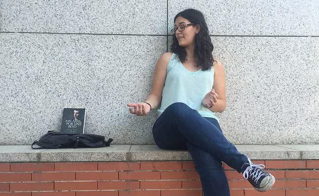Entrevista a la escritora Marta Conejo - Un buen día en Madrid