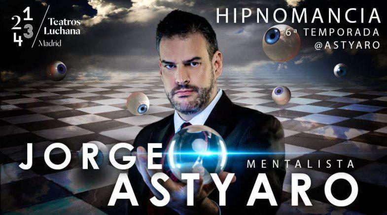 Astyaro vuelve con Hipnomancia