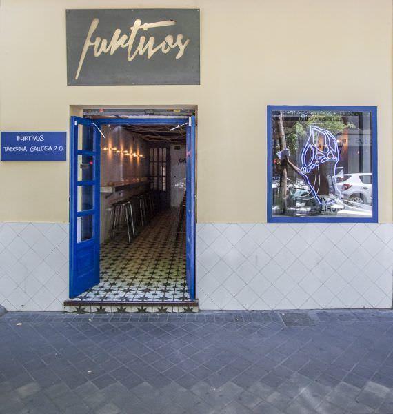 Taberna Furtivos - Un buen día en Madrid