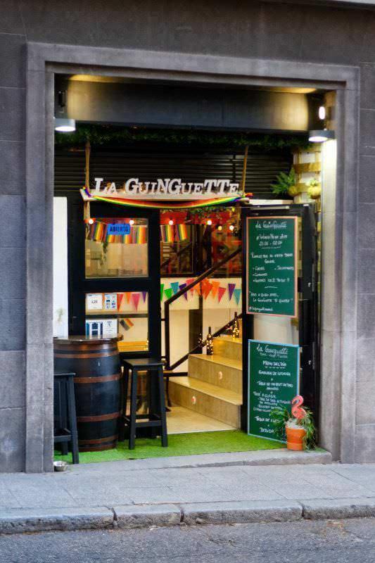 La Guinguette - Un buen día en Madrid