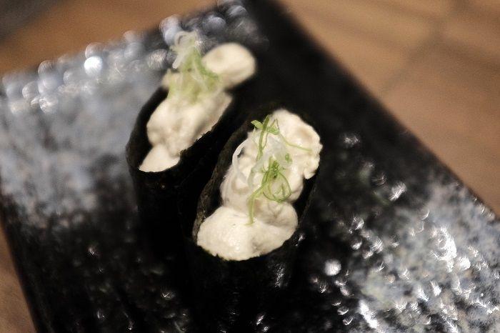 Nigiri crema ácida ikigai