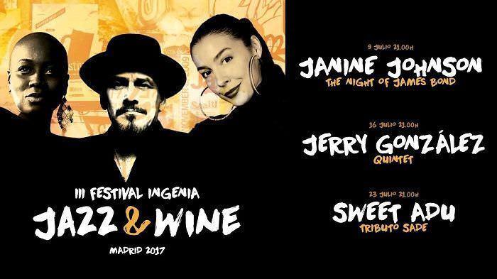 Festival Ingenia jazz & wine