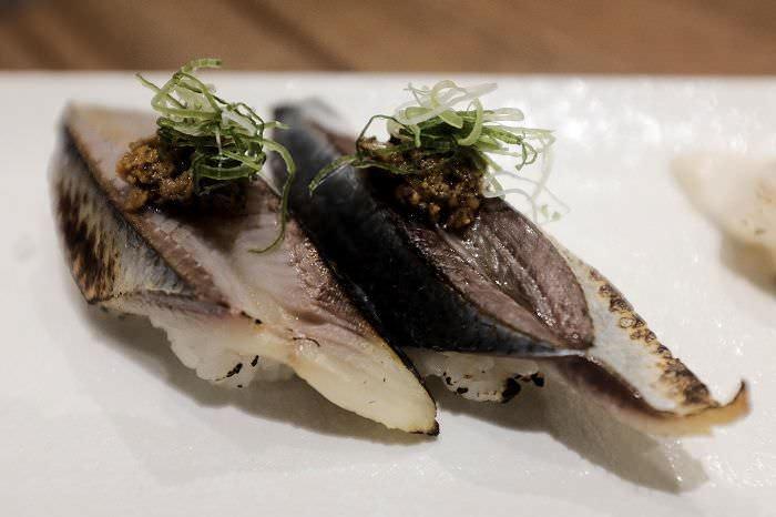 nigiris sardina Ikigai