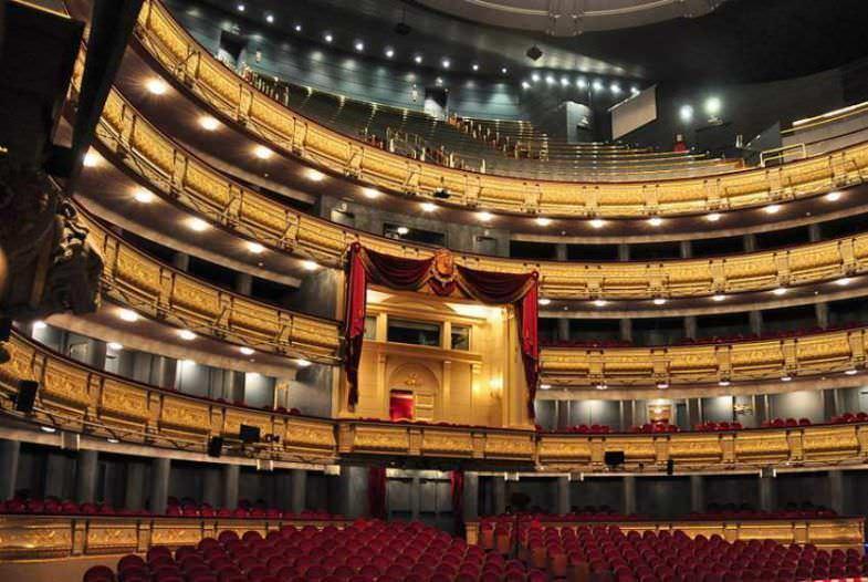 El Teatro Real será la sede del Universal Music Festival