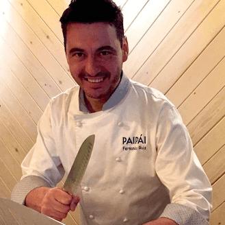 Chef Fernando Ruiz