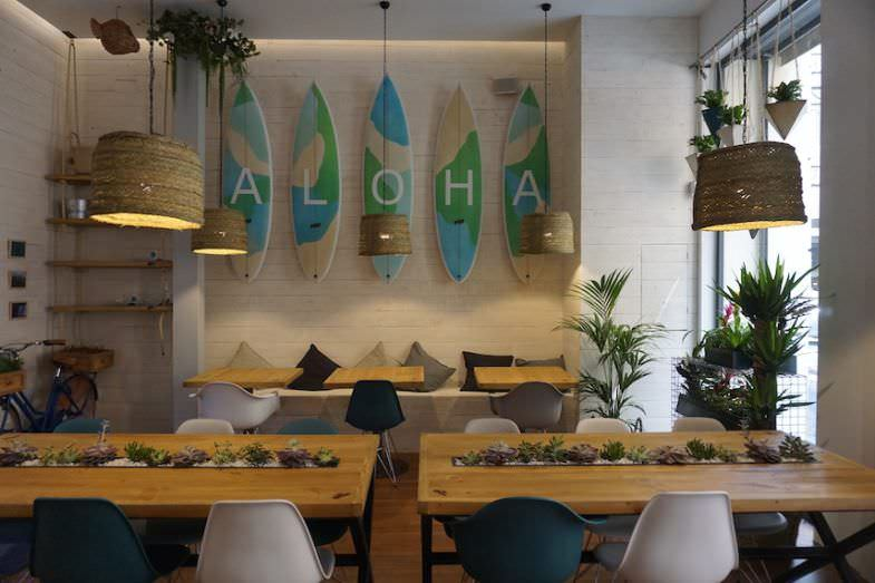 Aloha Poké en Chueca