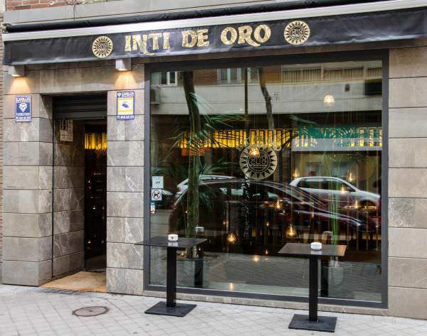 El Inti de Oro INN - Un buen día en Madrid