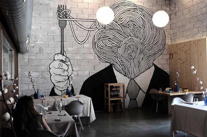 Graffiti Seis Ocho