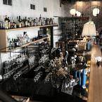 Interior restaurante Seis Ocho