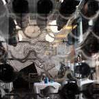 Interior del restaurante Seis Ocho