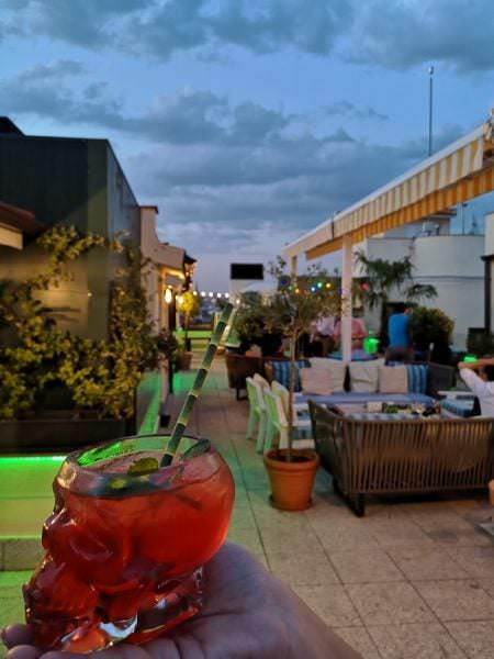 terraza the mint
