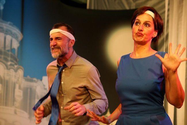 Otra comedia divertida programada en el Teatro Lara