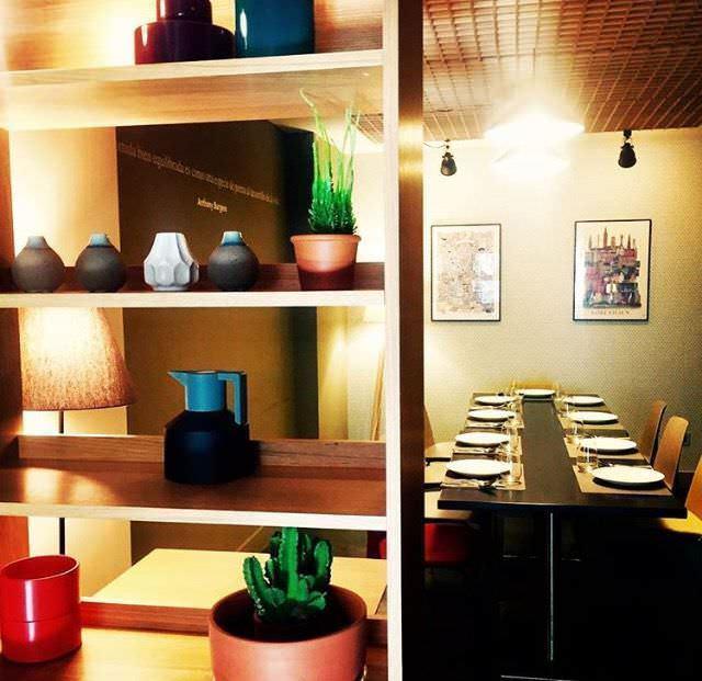 Restaurante Copenhagen Madrid