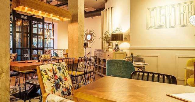 Elektra – Restaurante healthy y con terraza